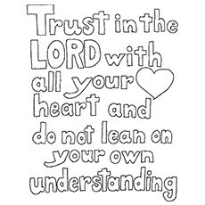 top 10 free printable bible verse coloring pages online - Bible Coloring Pages Toddlers