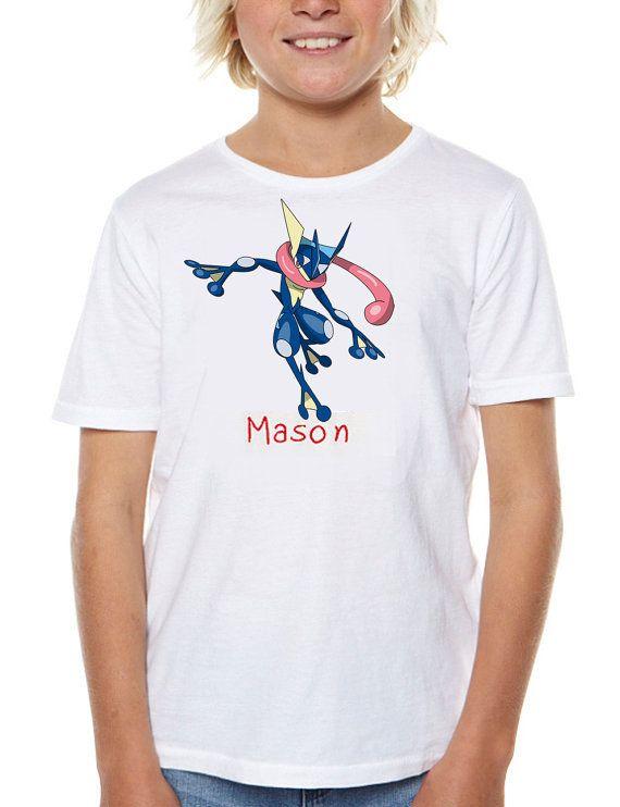 Pokémon Iron On Transfer Shirt Pokémon DIY by DigitalArtMovement