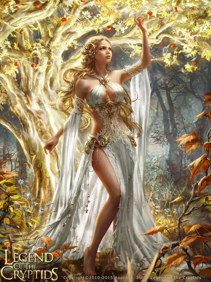 Image Result For Art High Priestess Goddess White Dress