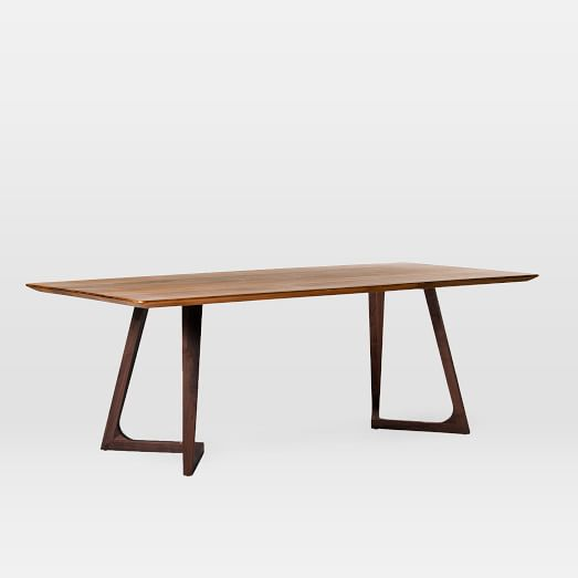 Logan Industrial Expandable Dining Table Natural In 2020