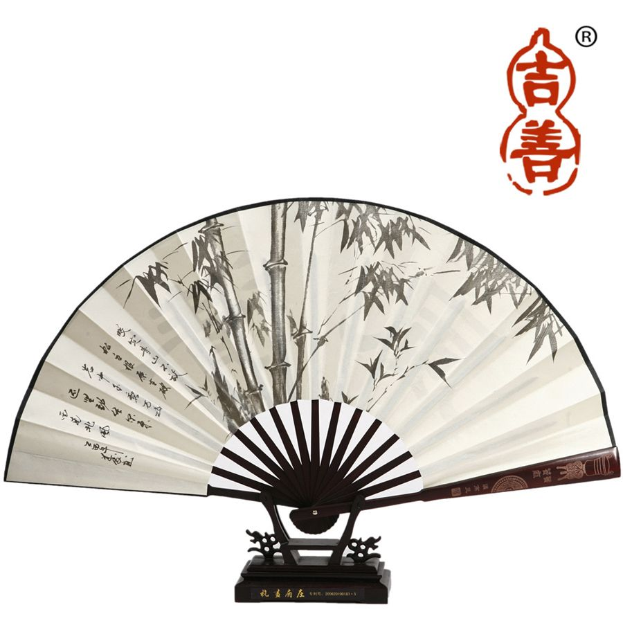 Hand painted fan for display | Paper Hand Fan | Pinterest