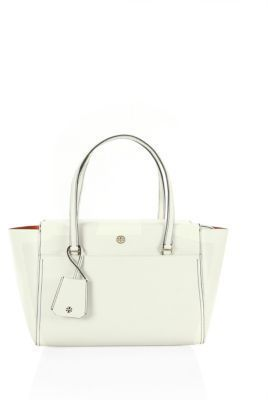 Tory Burch Parker Small Leather Tote Fashion Style Bag S