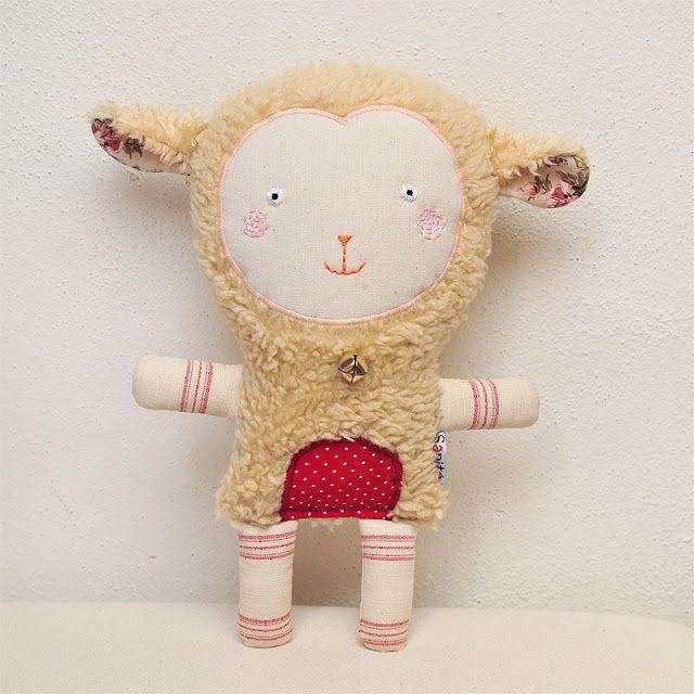 Břichopas: sheep / lambs