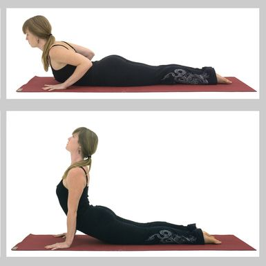 start your yoga practice with a sun salutation warm up