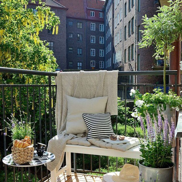 Idee Amenagement Balcon