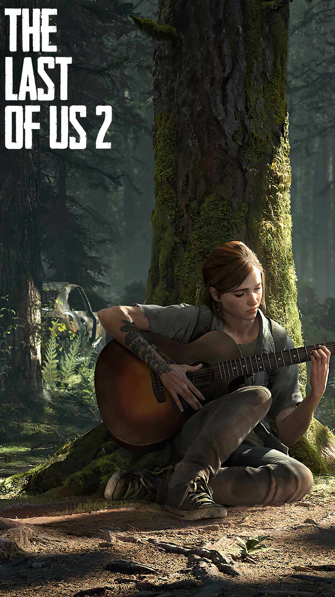 The Last Of Us Part 2 Wallpaper Hd Phone Backgrounds Ps4 Game Art Poster On Iphone Android The Last Of Us The Last Of Us 2 Wallpapers Last Of Us 2 Wallpaper