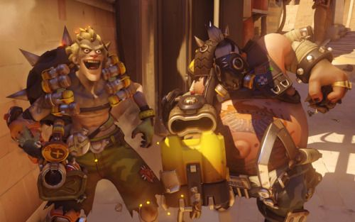 Overwatch Junkrat Update