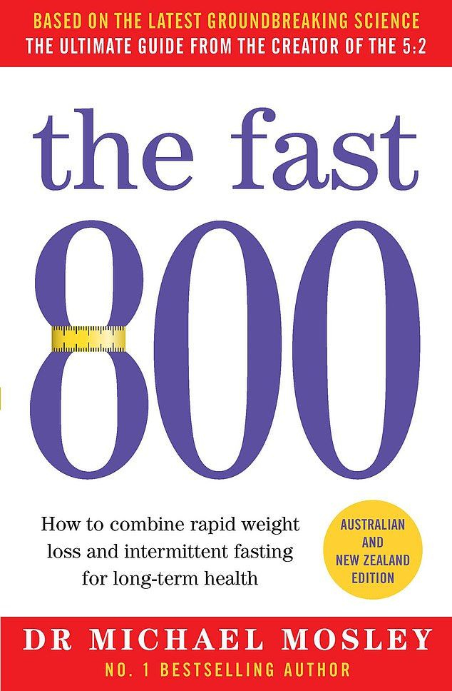 Photo of Dr Mosley's Fast 800 Diet: It's so easy to stay slim – for ever!