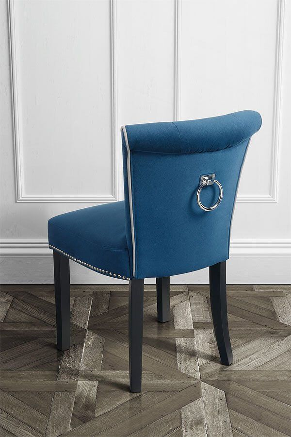 Positano El Capitano Dining Chair With Back Ring Chair