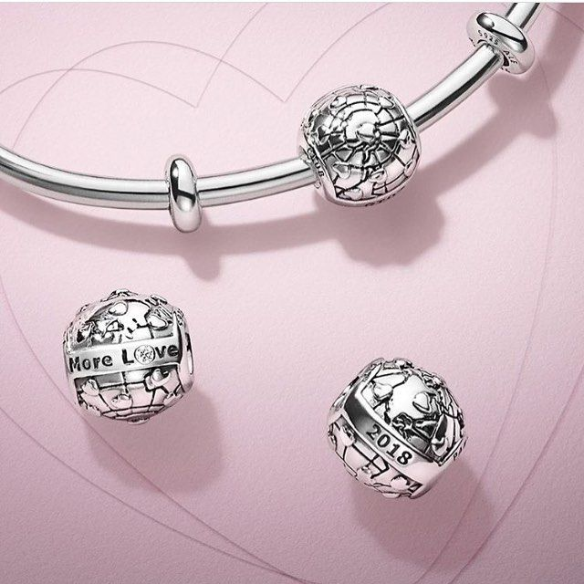 f232181cb More Love The New Pandora club charm features a diamond in the word love!  Get yours before we sell out! #morelove #pandoraclubcharm #dopandora ...