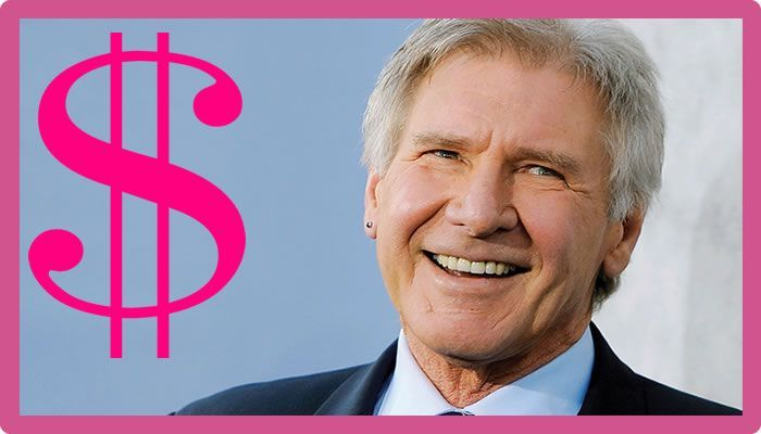 Harrison Ford Net Worth Harrisonfordnetworth Harrisonford