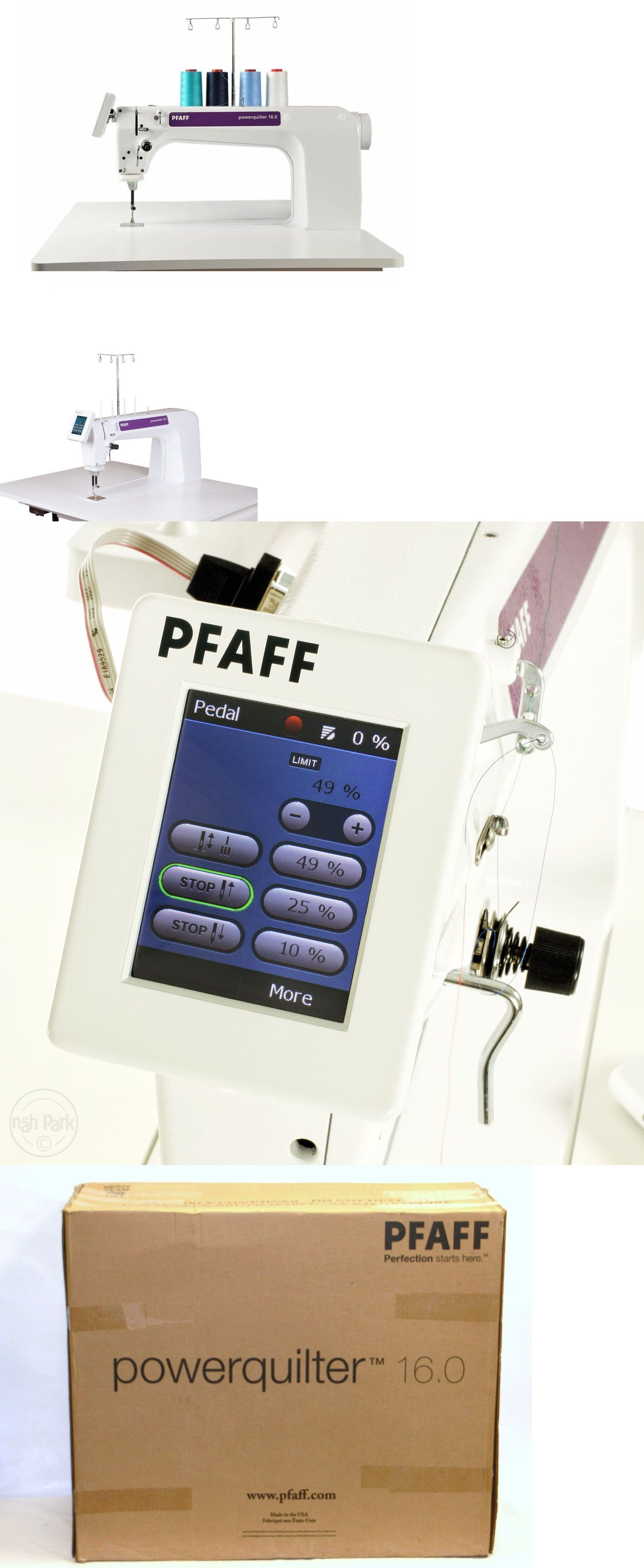 Sewing Machines and Sergers 3118: Pfaff Power Quilter 16.0 ... : pfaff long arm quilting machine - Adamdwight.com