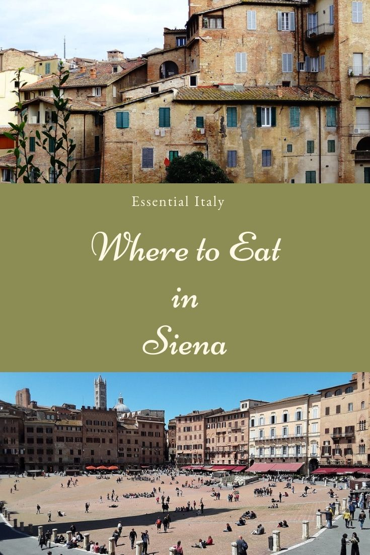 Photo of Where to Eat in Siena