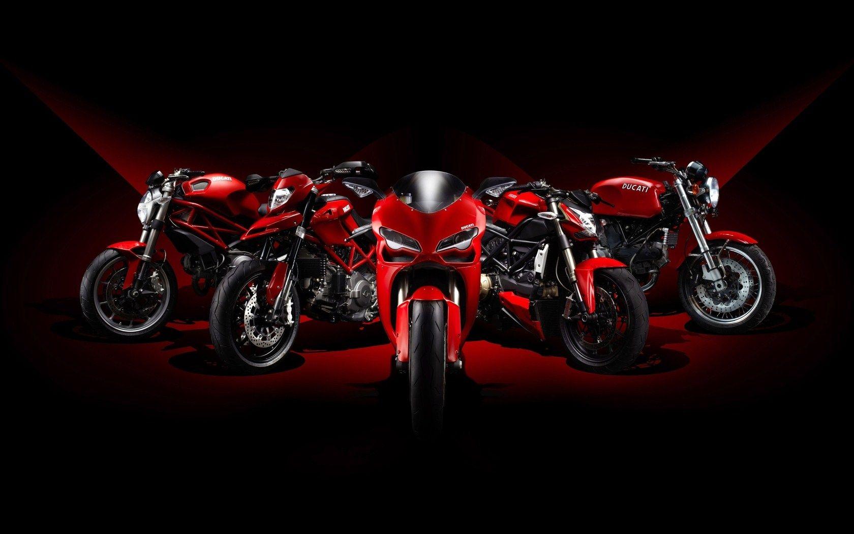 ducati bikes hd wallpaper [ 1680 x 1050 Pixel ]
