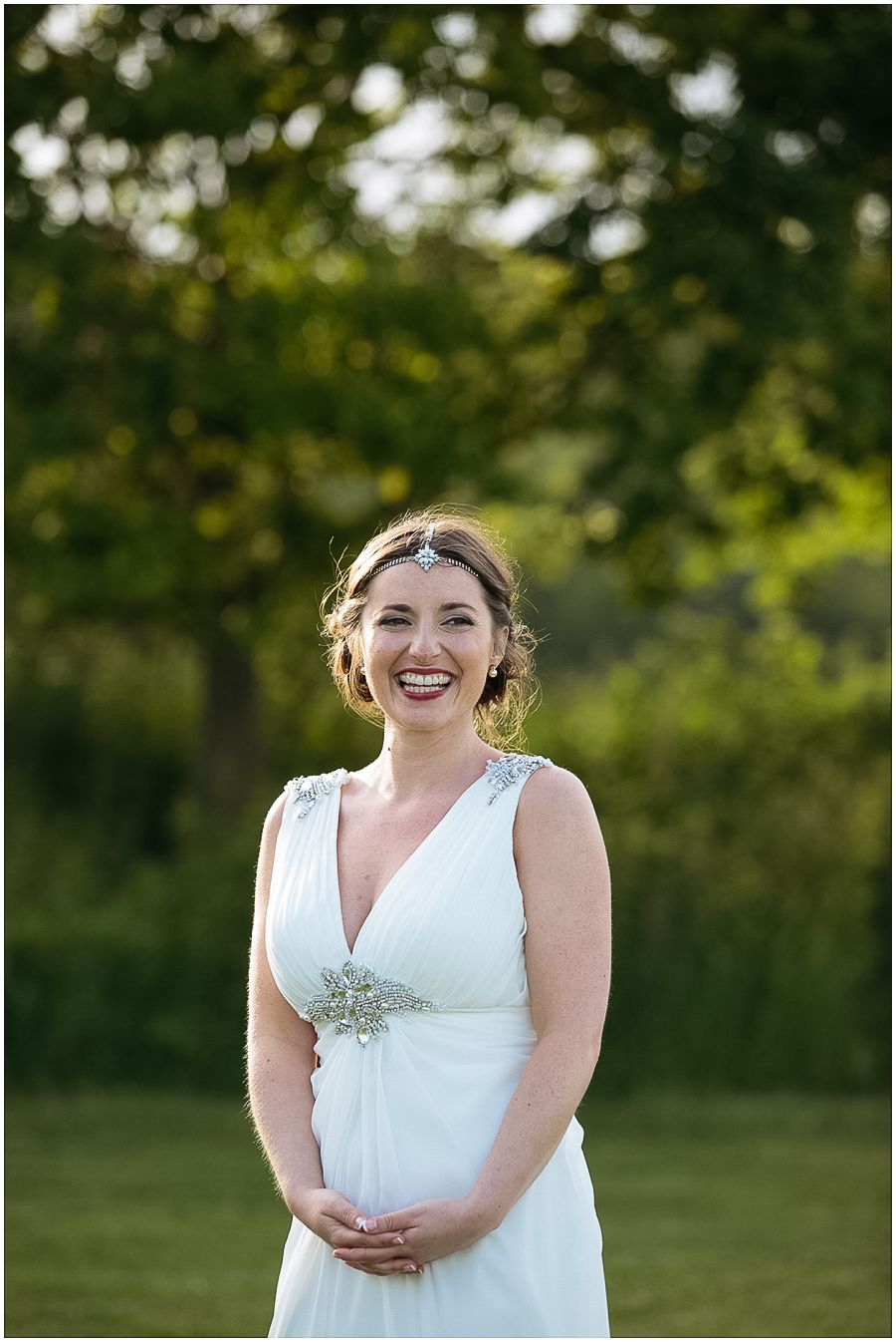 Bride Kathryn Edwards Photography Wedding In Nottingham The East Midlands And Beyond
