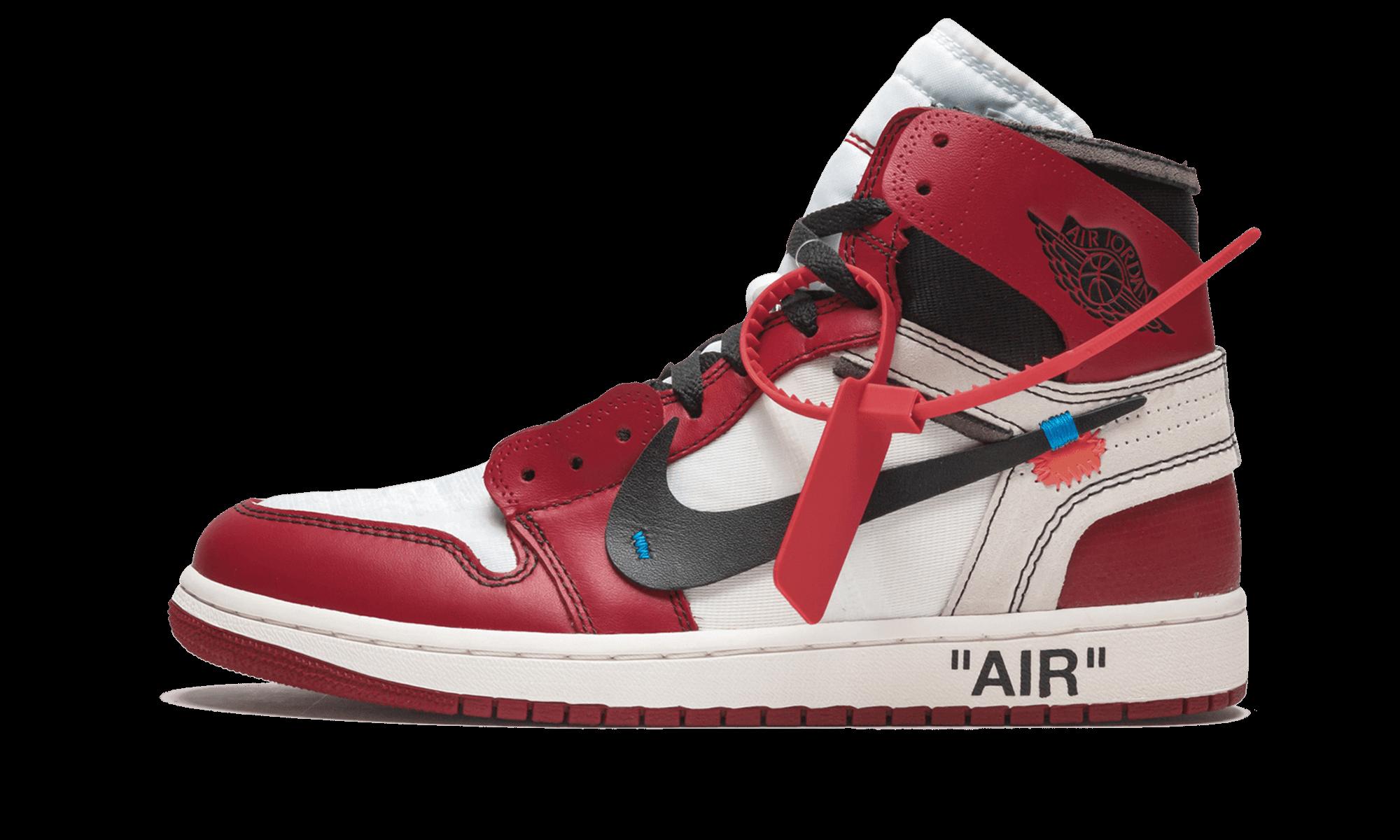 The 10: Air Jordan 1 \