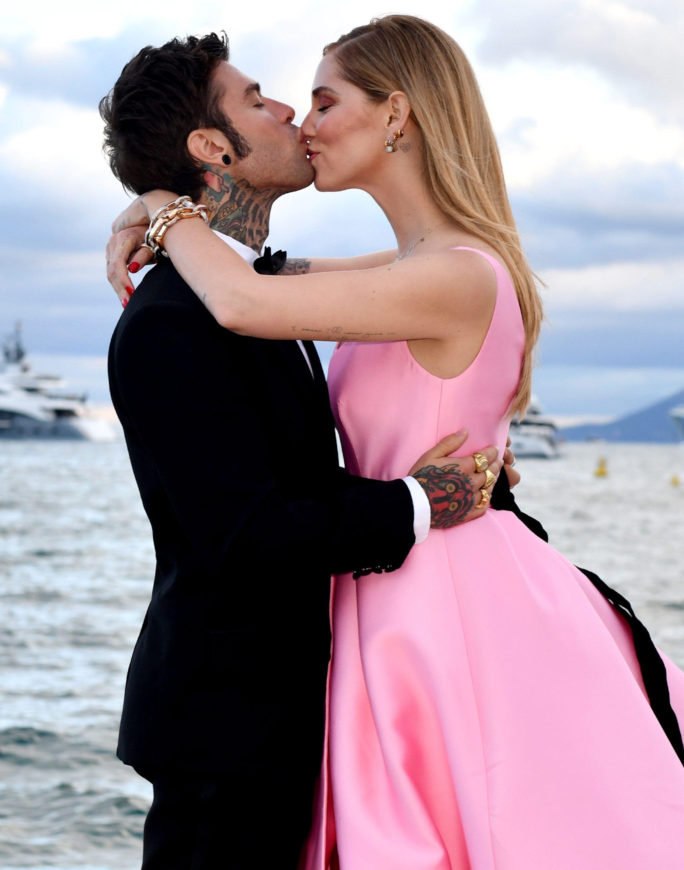 Así lucen las invitaciones de la boda de Chiara Ferragni ...