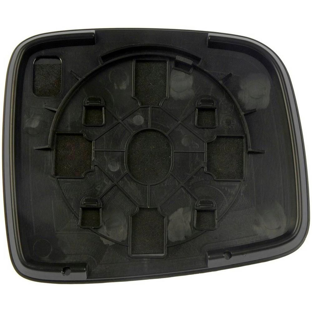 HELP Non-Heated Plastic Backed Mirror Left 2002-2005 Jeep