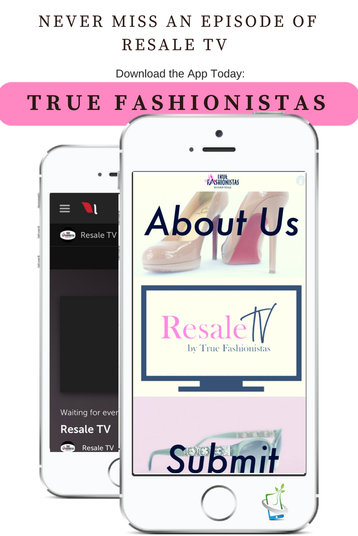 Don't miss Resale TV on Tuesday nights 630 PM EST