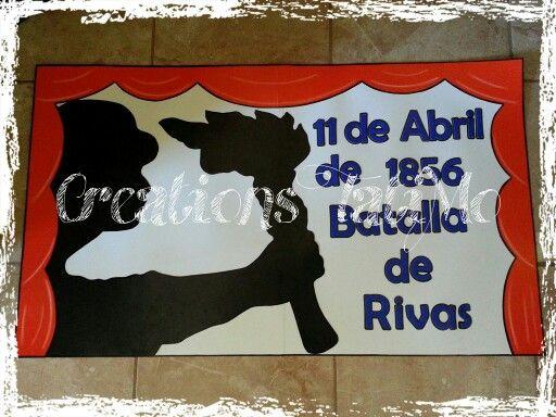 Batalla De Rivas Tatimo Costa Rica Y University