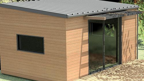 Jardin d\'hiver ou chambre d\'invité, Maison Eco 3 le fait pour vous ...