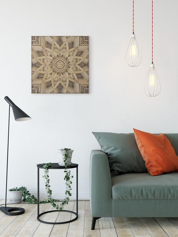 STEREOWOOD Astral Multi-Layer Wooden Wall Art, Stereoscopic