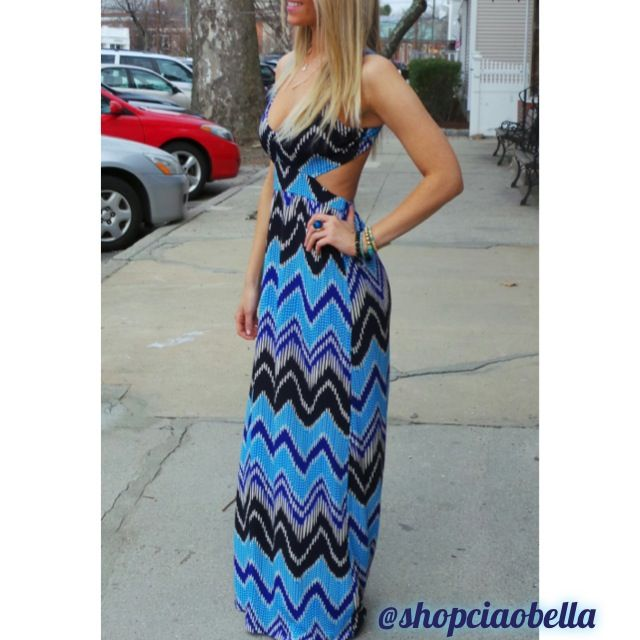 Camille Kostek Facts: Maxi Dress Perfection.. Find Your Fabulous Maxi At Ciao