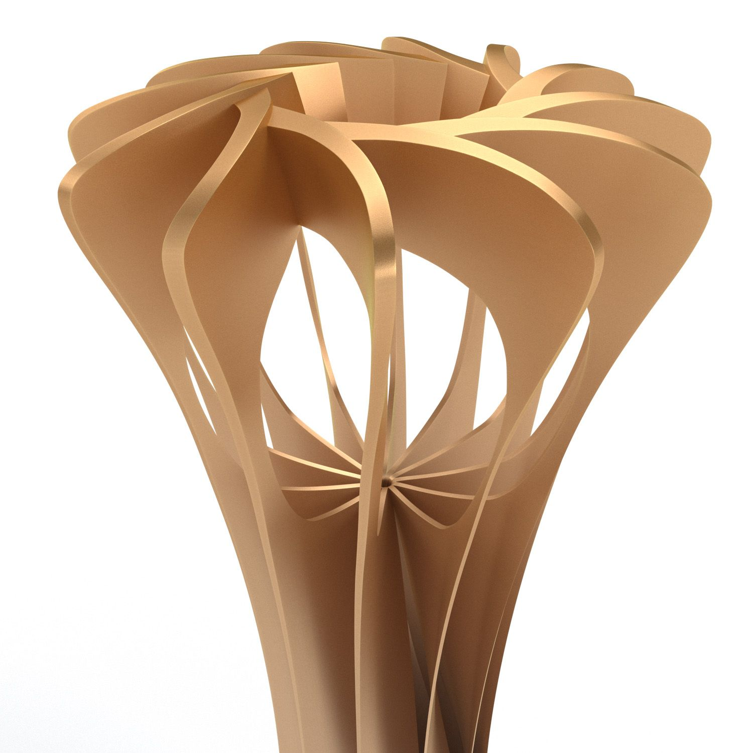 Volleyball World Championship Cup Trophy Low Poly World Championship Trophy Volleyball