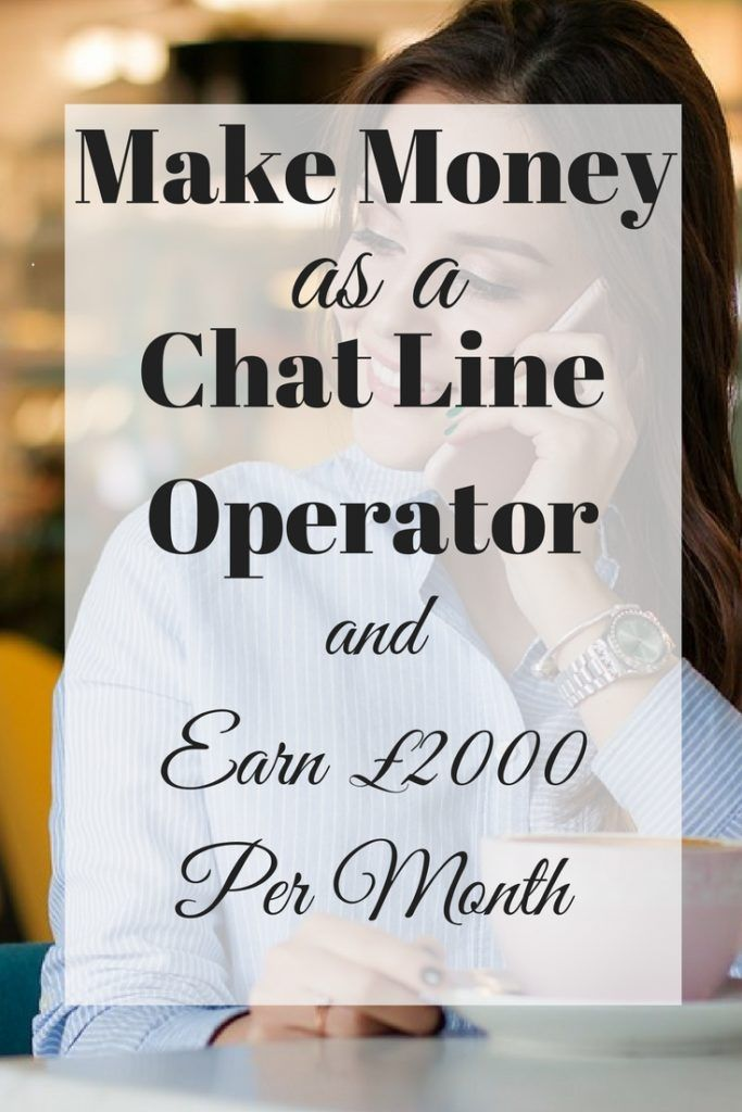 Chat line work