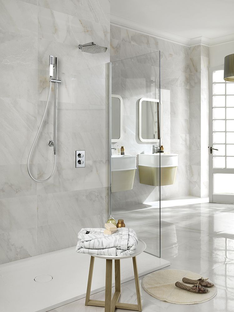 Porcelanosa Usa Bari Blanco Bathroom Tile Wall Tiles Bathroom Trends Tile Bathroom
