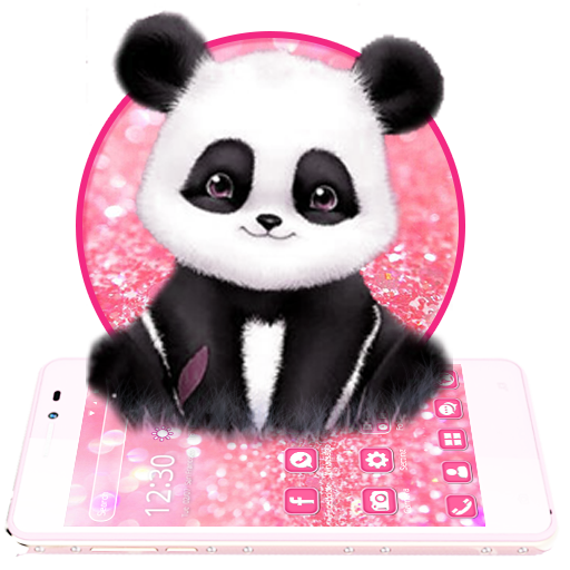 These cute pandas are here to stay. download the cute