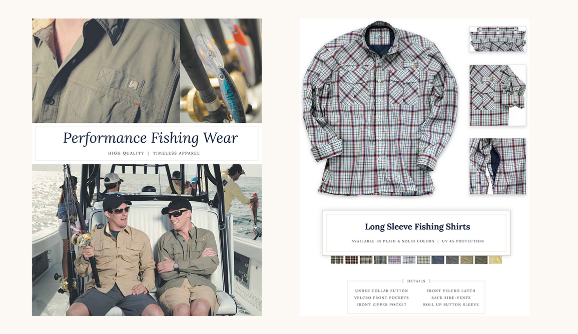 #printmedia created for Pelican Coast Clothing by Deep Fried Ads - http://deepfriedads.com/portfolio/pelican-coast-clothing-company/