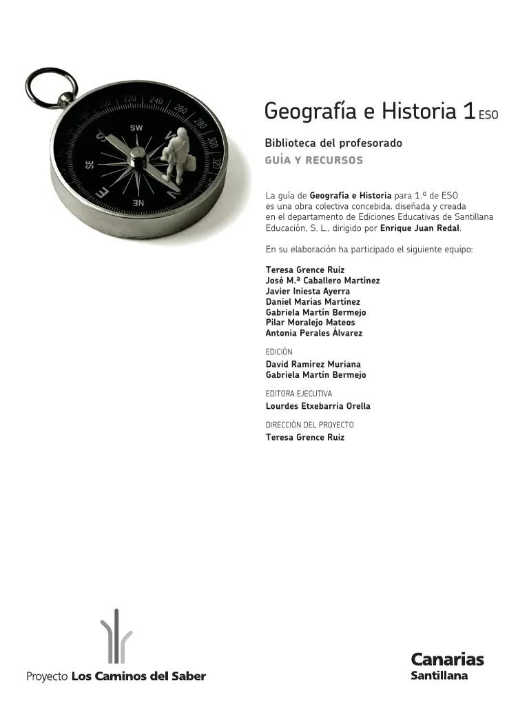 Pin De Esperanza En 1esosociales Geografia E Historia Libros De Lectura Aprendizaje