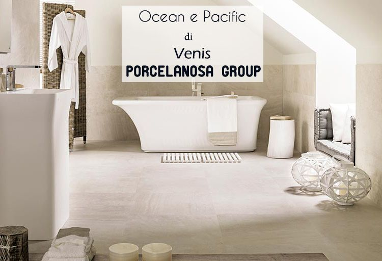 Idee Arredo Bagno Fai Da Te : Le nuove collezioni di venis di porcelanosa group bathroom