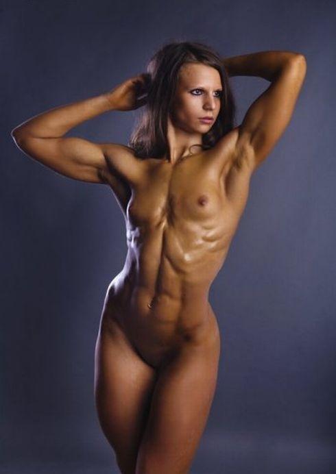 Teen Muscel Naked 25