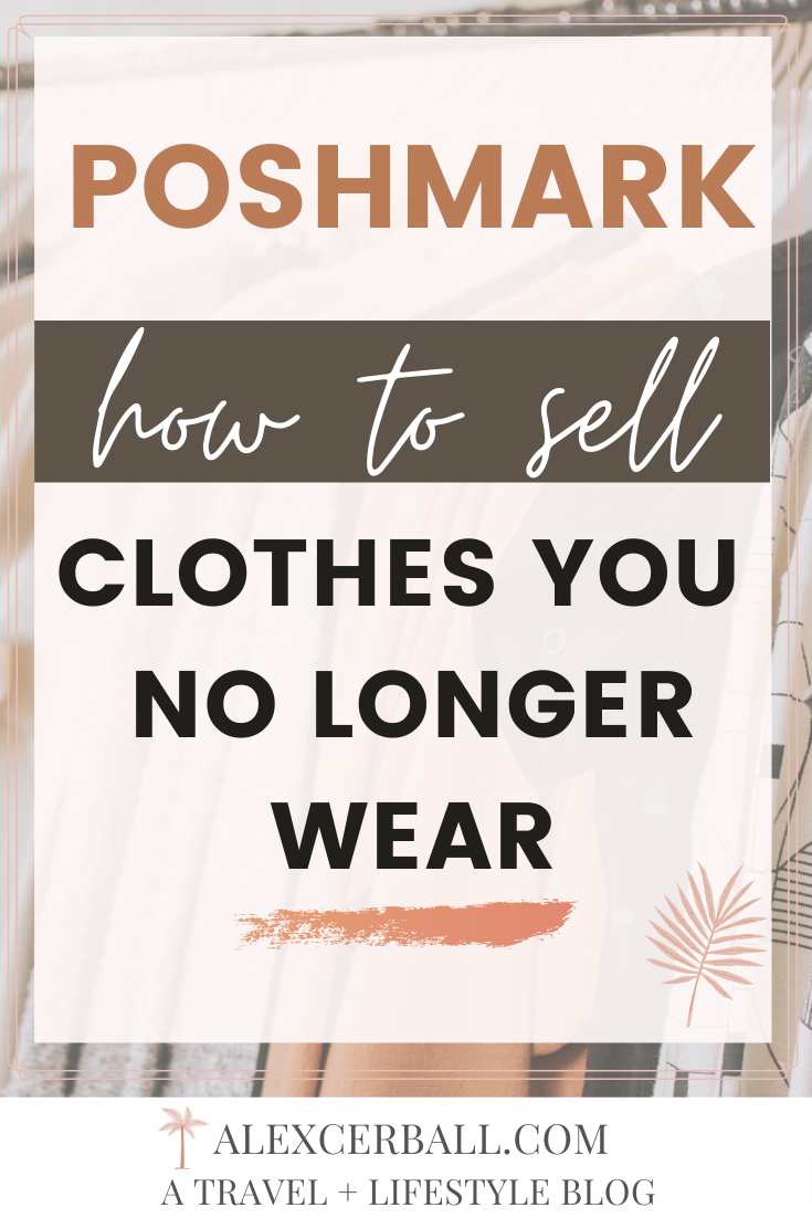 How To Sell Clothes On Poshmark And Be Successful How To Sell Clothes Ebay Selling Clothes Selling Clothes