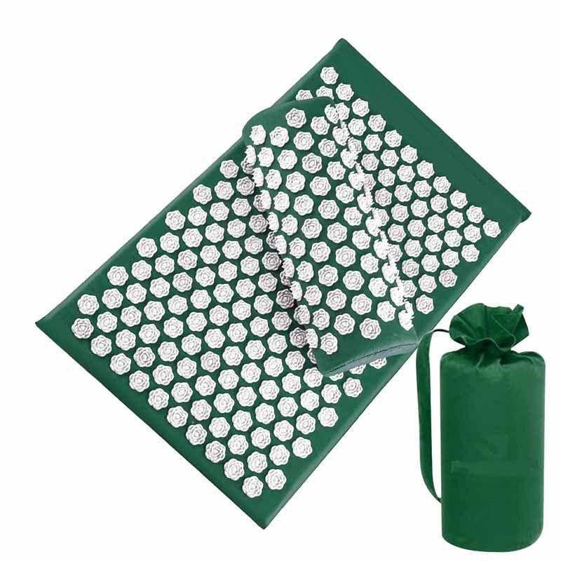Lotus Acupressure Mat And Pillow Set Acupressure Mat Acupressure Practical Gifts