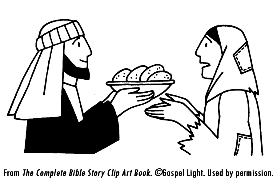 Acts 6 1 7 Coloring Pages