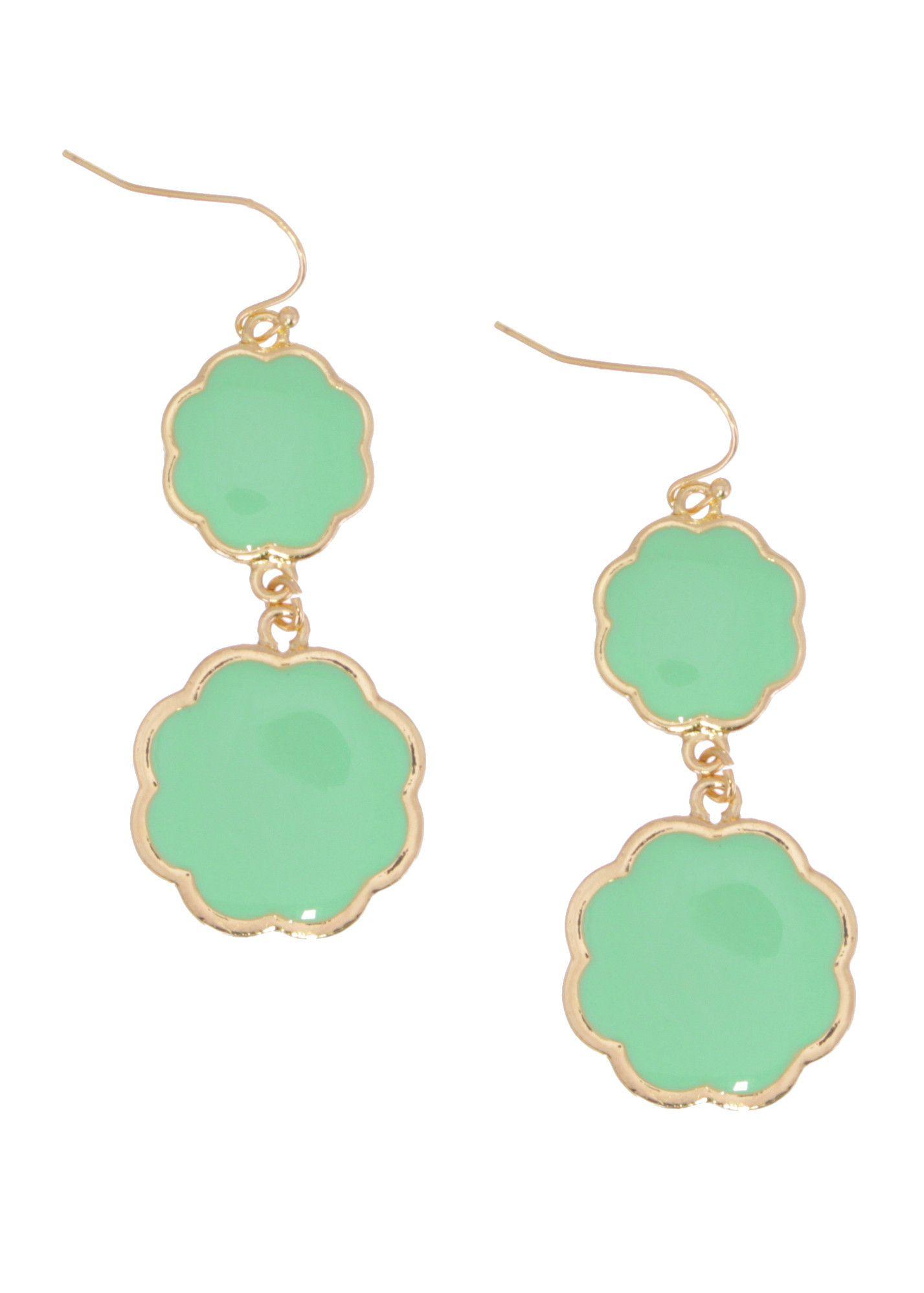 Mint Moroccan Bazaar Earrings – Pree Brulee