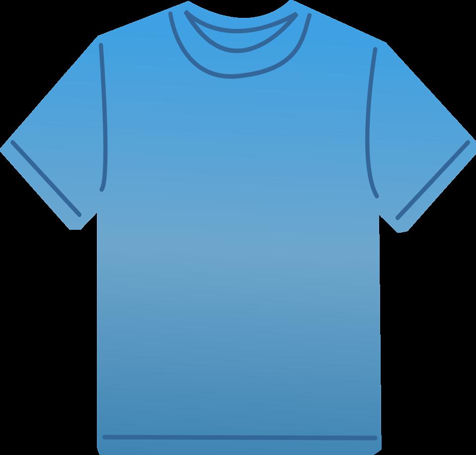 Free Stock Photo Illustration Of A Blank Blue T Shirt T Shirt Free Shirts T Shirt Clipart