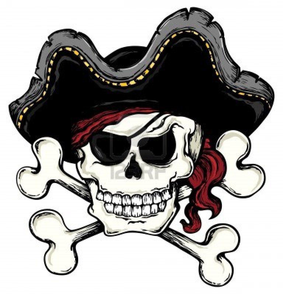 Vintage Pirate Skull Theme Pirate Skull Pirate Pictures Pirate Images