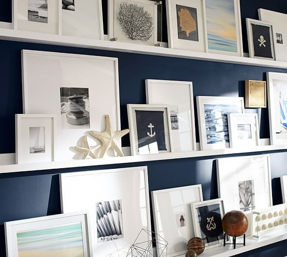 Wood Gallery Frames Pottery Barn These Are My All Time
