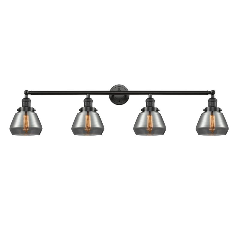 "Photo of Innovations Lighting 215-S Fulton Fulton 4 Light 43 ""Wide Bathroom Vanity Light …"