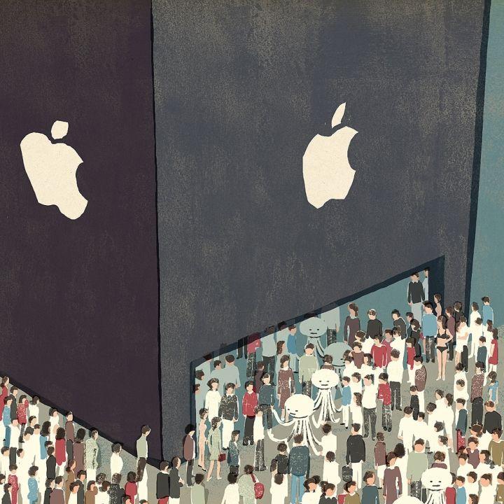 Tatsuro Kiuchi  Apple Store Ginza アップルストア銀座