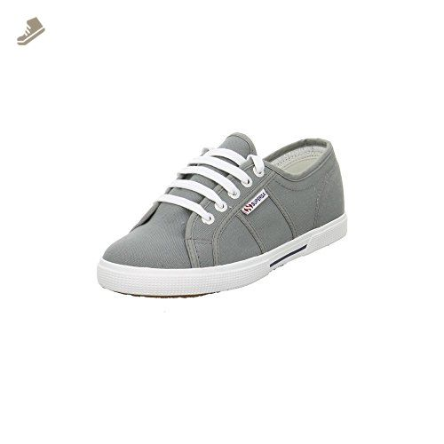 Superga Cotu women's Shoes (Trainers) in Grey