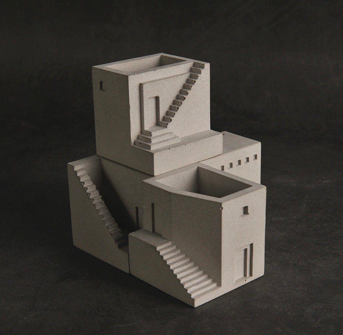 бетон моделизм