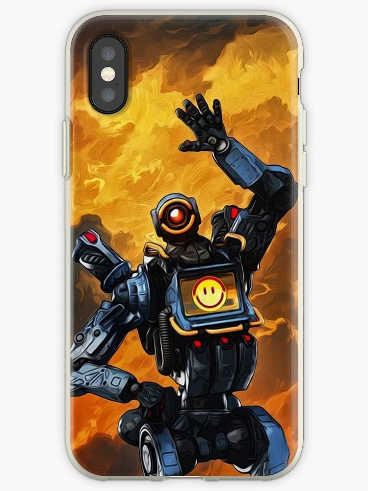 Smartphone Case Apex Legends | Displate thumbnail