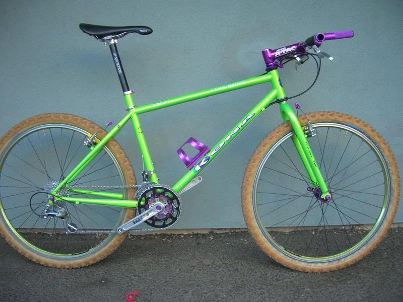 Vintage Mtb Kona Vintage Mountain Bike Retro Bike Mountain