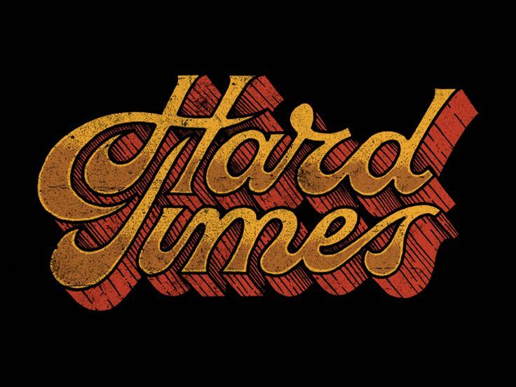 The Wild Feathers - Hard Times by Jason Carne