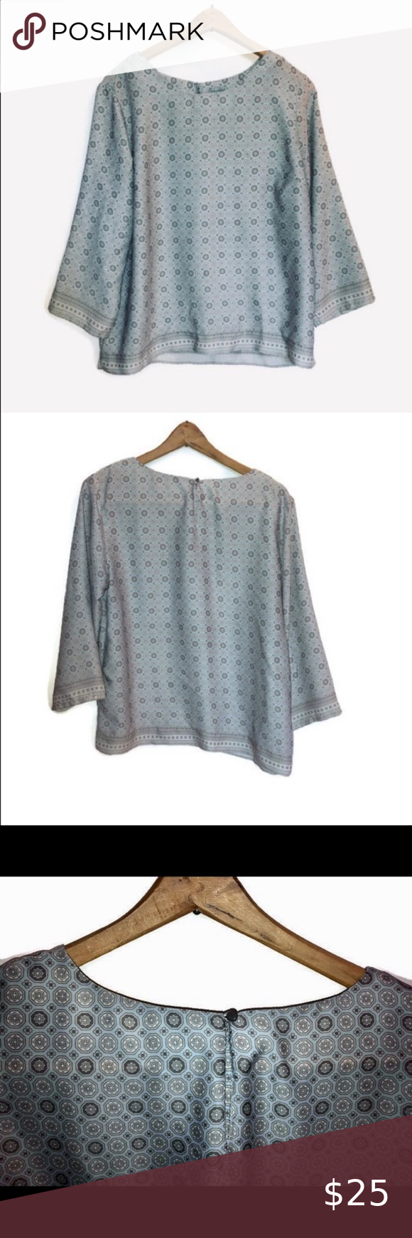 Paraphrase Lightweight 3 4 Sleeve Shirt Clothe Design Shirts Pants Pant